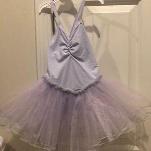 Other - Purple tutu dress
